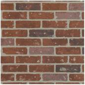 "Prefinished Brick Panel 1/4"" x 4' x 8'"