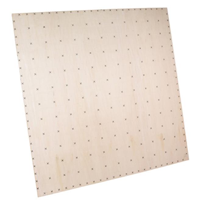 Subfloor Panel - 4' x 4'