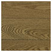 Prefinished Hardwood Oak Flooring -  Latte