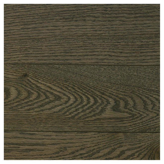 """Bistro Oak"" Prefinished Hardwood Oak Flooring - Kona"