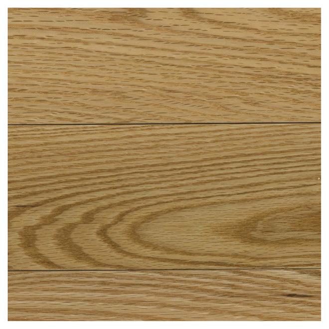 Oak Hardwood flooring - Gloss 20 - Natural
