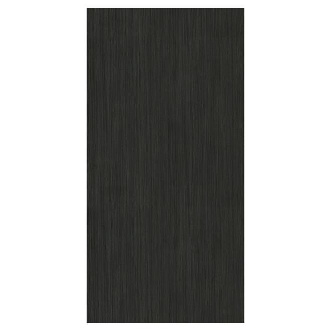 Melamine Decorative Shelf - Licorice - 16'' x 96''