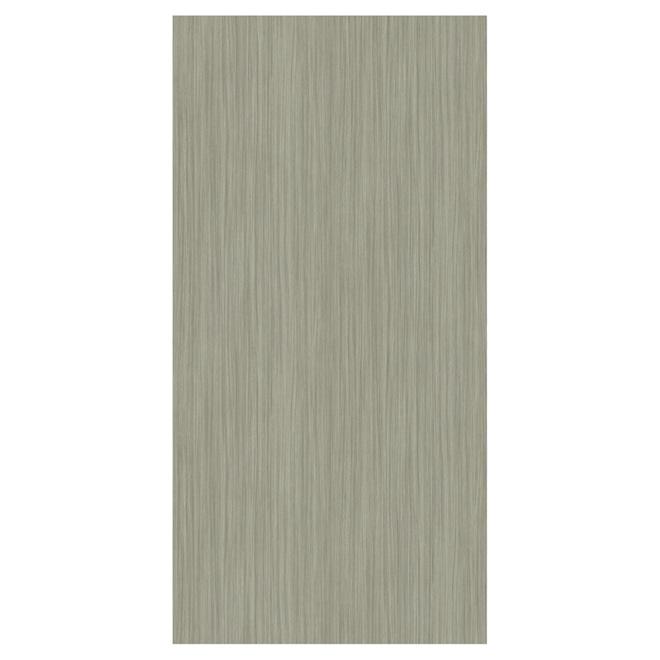 Melamine Decorative Shelf - Concrete - 16'' x 96''