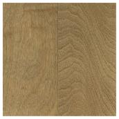 Engineered Wood Flooring - Click - 1/2'' x 3 1/2'' - Taupe