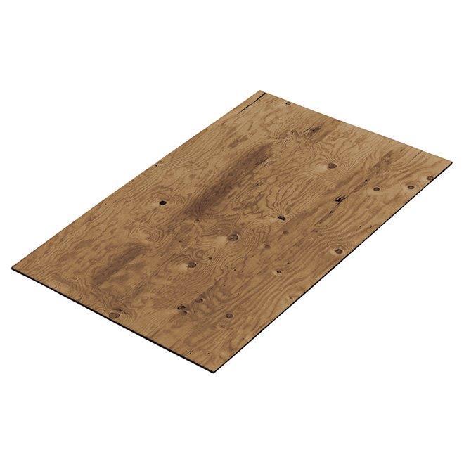 "1/2x4x8 - Plywood Spruce Standard ""Terra"""
