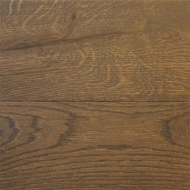 """Plancher de bois en chêne, 5"""" x 15/32"""", orléans"""