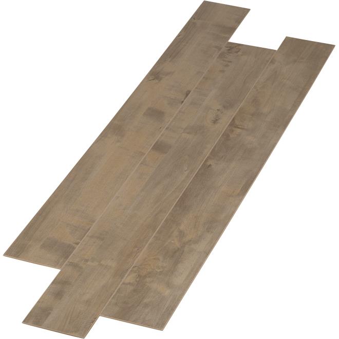 Plancher stratifié de la collection Montebello de Goodfellow, Horizon, emboîtable, utilisation résidentielle intense