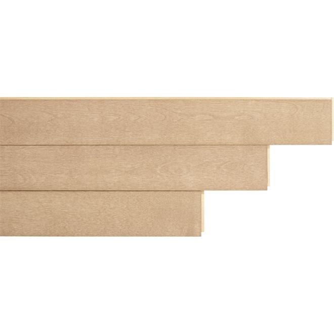 "Birch Hardwood Flooring - 2-3/4"" x 3/4"" - Jazz"