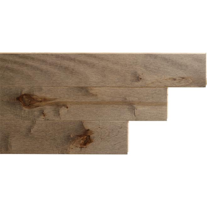 "Maple Hardwood Flooring - 3-1/4"" x 3/4"" - Podium"