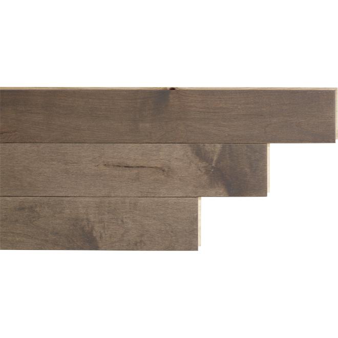"Birch Hardwood Flooring - 3-1/4"" x 3/4"" - Solo"