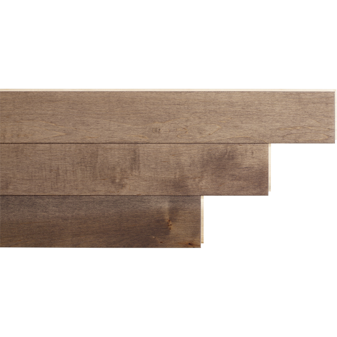 "Birch Hardwood Flooring - 3-1/4"" x 3/4"" - Tango"
