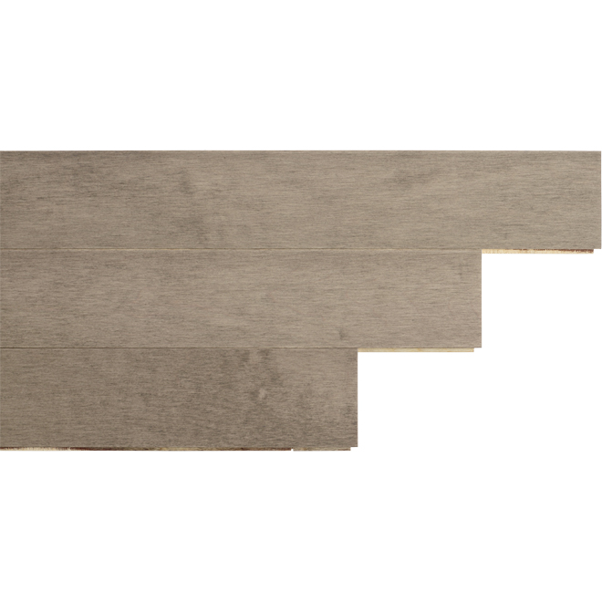 "Maple Wood Flooring - 1-2/3"" x 1/4"" - Concept"