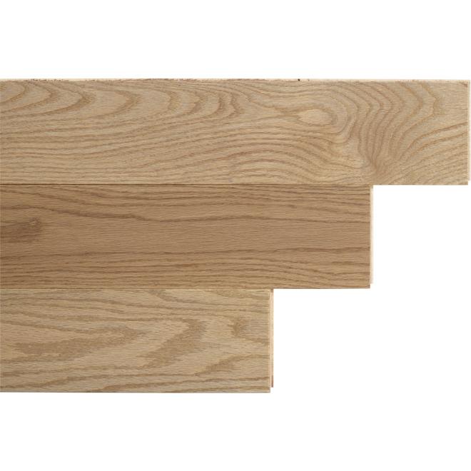 "Oak Wood Flooring - 4-1/2"" x 1/2"" - Artisan"