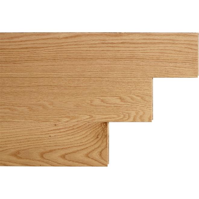 """Oak Wood Flooring - 4-1/2"""" x 1/2"""" - Natural"""