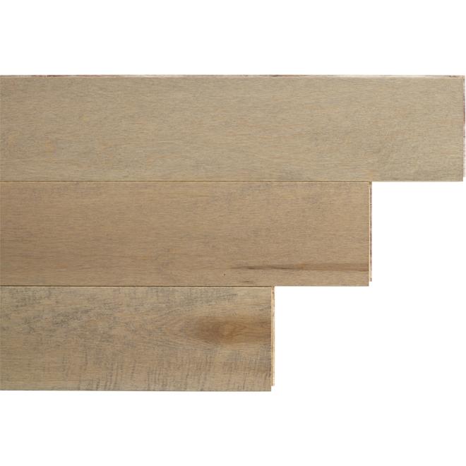"Maple Wood Flooring - 4-1/2"" x 1/2"" - Illusion"