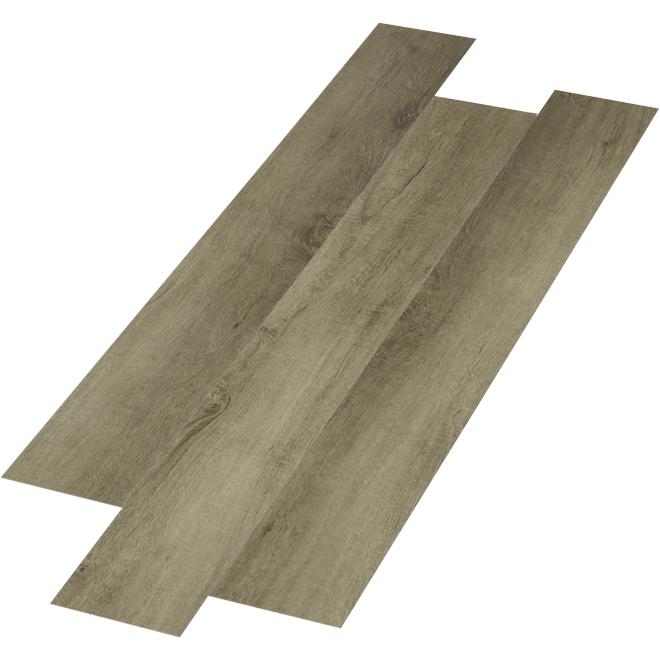 """Couvre-plancher PCP, 5,5 mm, 5,83"""" x 48"""", 23,31 pi²"""