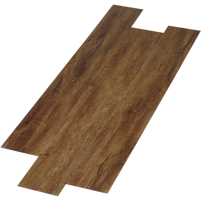 "Couvre-plancher WPC, 5,5 mm, 5,83"" x 48"", Sierra, 19,44 pi²"