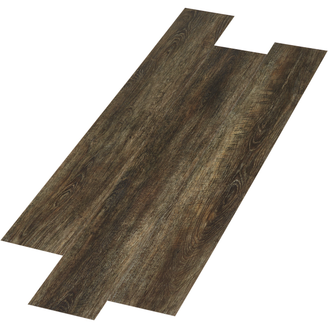 """Couvre-plancher WPC, 5,5 mm, 5,83"""" x 48"""", Sonora, 19,44 pi²"""