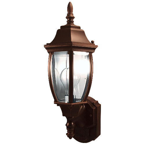Heath Zenith Outdoor Wall Lantern SL-4192-AZ