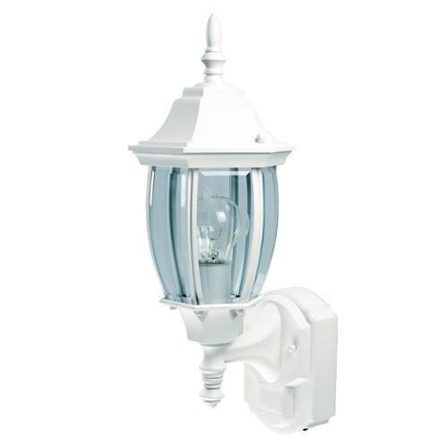 Heath Zenith Outdoor Wall Lantern HZ-4192-WH