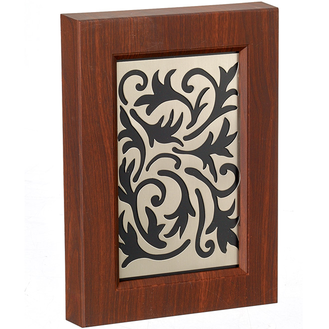10 Melodies Chime, Brown