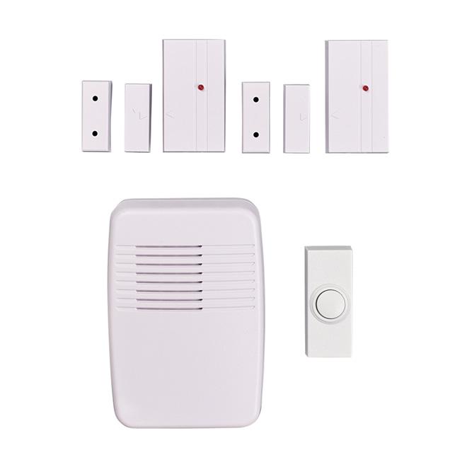 Wireless Home Chime/Sensor Kit
