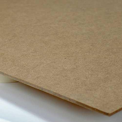 "Standard Hardboard Panel - 1/8"" x 4' x 8'"