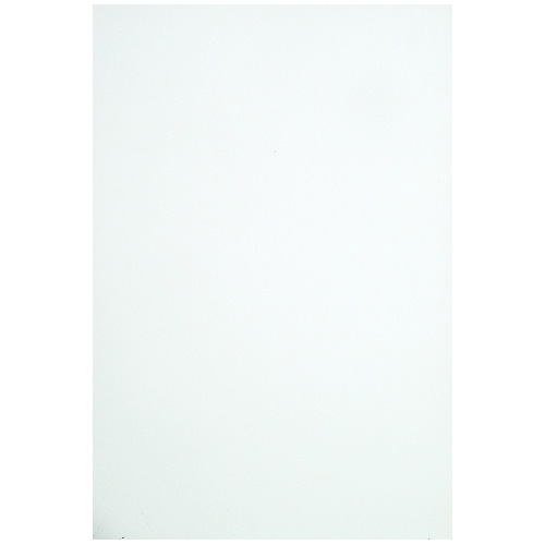 Utility Tile Board Thrifty - Smooth - 4' x 8' - White