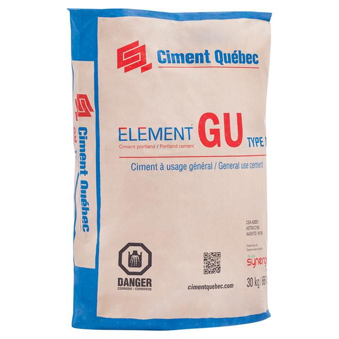 Ciment Portland à usage général, type 10, 30 kg