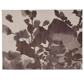 Tapis décoratif Croft, beige, 5' 3