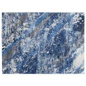 Area Rug - Stafford - Blue - 5' 3