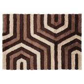 Area Rug - Stone - Brown - 4' 11