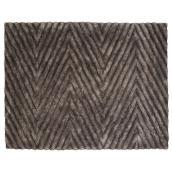 Tapis décoratif Thornbury, gris, 6' 7