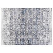 Tapis décoratif Aydon, gris, 5' 3