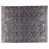 Tapis décoratif Aydon, gris, 7' 11