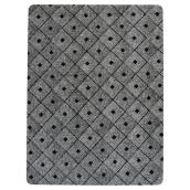 Rubber Utility Mat - 3' x 4' - Grey