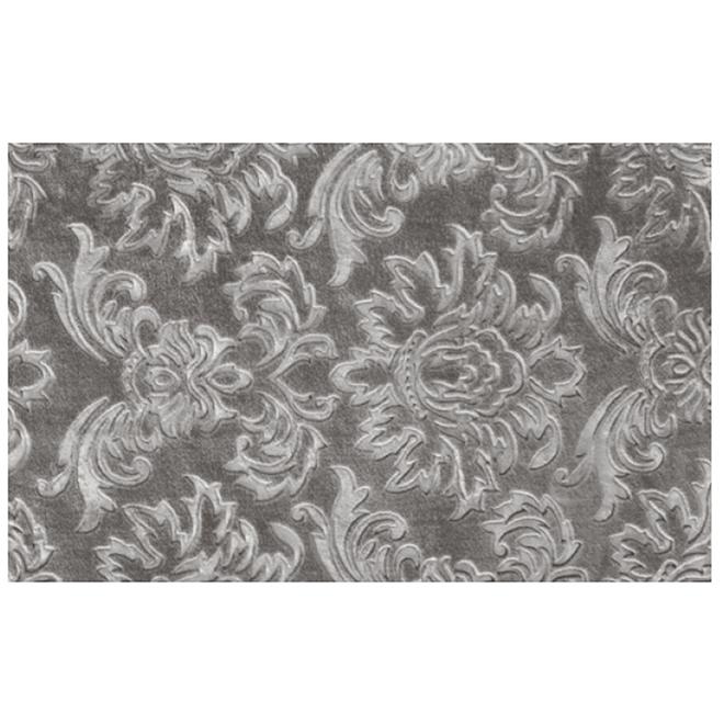 """""""Sousanna"""" Interior Carpet - 19"""" x 31 1/2"""" - Dark Grey"""