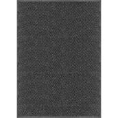 Studio - Indoor/outdoor Utility Rug - 3-ft x 4-ft - Black