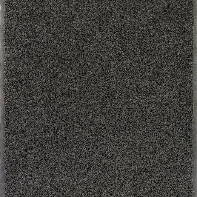 Tapis utilitaire intérieur/extérieur, Studio, Noodle Mat, 3 pi x 4 pi, noir
