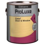 Revêtement pour portes et fenêtres, satin naturel, 946 ml