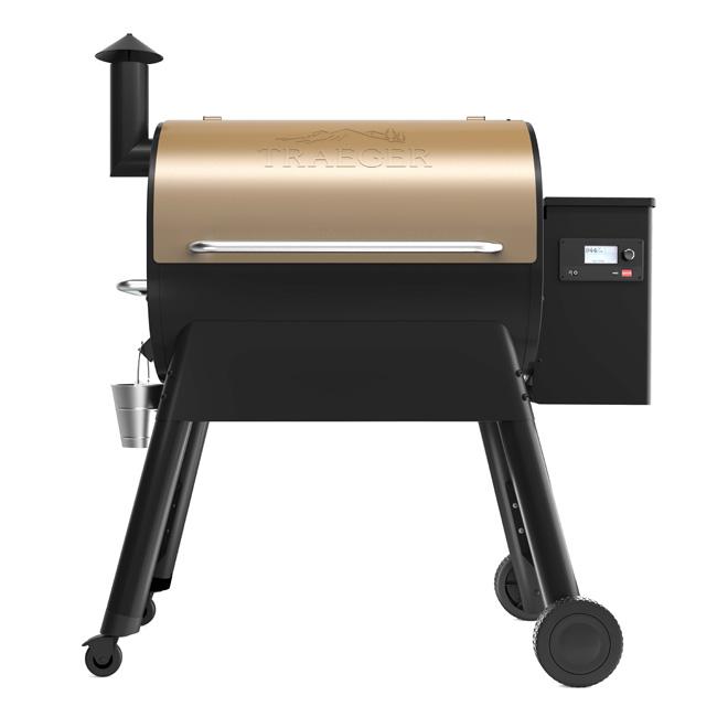 Pellets Grill - Pro 780 - Traeger - 780 sq. in. - Bronze