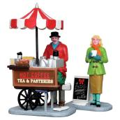 Figurines de village « Ensemble Hot Coffee »