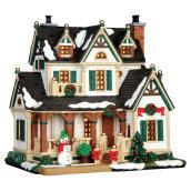 Westfield House - Miniature Village