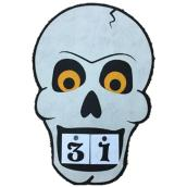 Haunted Living Skull-Shaped Calendar - 15-in