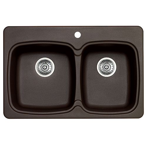 """Vienna 210"" Double Kitchen Sink"