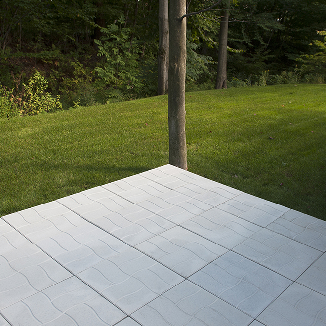 PATIO STONE PAV.
