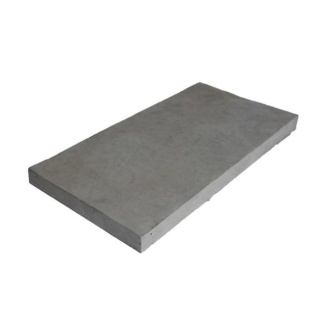 "Slate Style Patio Stones 12"" x 24"" - Grey"