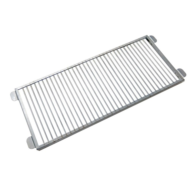 Patio Drummond Moderno/Urbania Cooking Grill - 12-in x 28-in - Stainless Steel