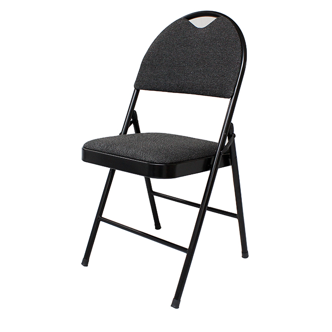 Enduro Tm Fabric Folding Chair 18 3 Quot X 20 Quot X 37 3 4