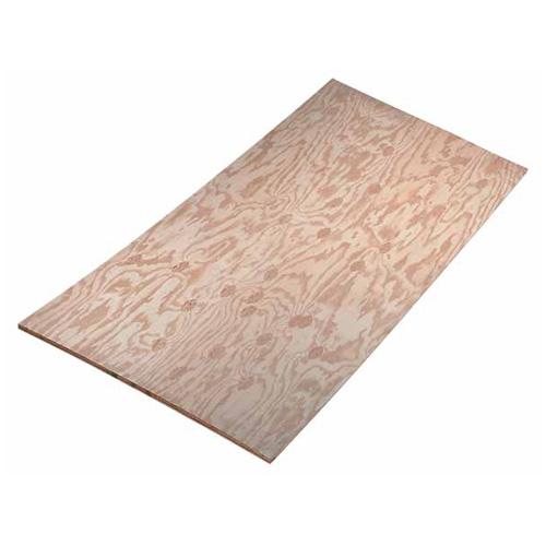 Treated Wood Green - Plystrip - 3/8 in x 2 in x 8